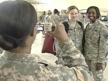 Another Fort Bragg Unit Heads to Iraq