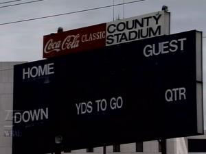 Shaw University, unable to work out a plan for a stadium in which to play in its home town of Raleigh, will play football games at Durham's County Stadium.