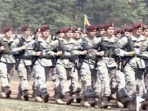Fort Bragg Soldiers