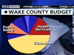 The county manager Monday sent his proposed budget to the county commissioners.