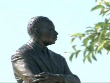 Rocky Mount Residents Not Pleased With Return of MLK Statue