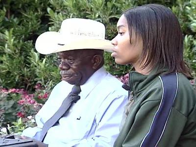 Freddie Bullock only wants his daughter, Crystal, to get her diploma.  If she drops out, Crystal would become another black student who did not get ahead.