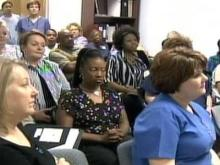 Home-Health Nurses Get Lesson in Safety