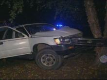 Teen Faces Charges After Stealing, Wrecking 2 Vehicles