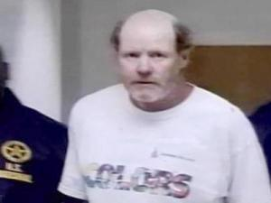 """U.S. Marshals arrested Clayton Levi on Monday, June 4, 2007, after an informant saw Levi's picture on the """"NC Wanted"""" Web site and turned him in."""