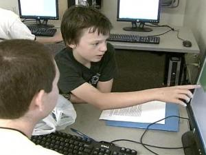 Kids at Wake Tech computer camp learn to work together to create video games that they and others will want to play.
