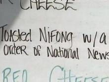 Downtown Restaurant Takes Jab at Nifong