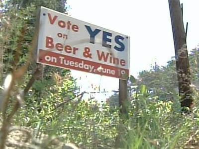 Rural Harnett Communities Face Wet, Dry Vote