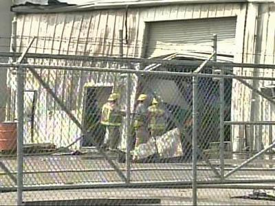 Fire Breaks Out at Sampson Meat Plant
