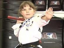 Cary Girl, 6, Headed to Tae Kwon Do World Championship