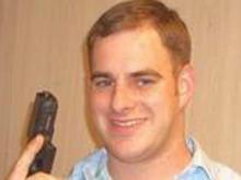 """Joffre J. """"Trey"""" Cross III (photo from MySpace.com)"""