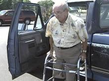 Disabled Man Denied Access to Wal-Mart's Electric Wheelchair