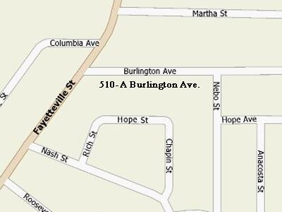 A man died after two others shot him as he opened the door at 510-A Burlington Ave. on Tuesday, June 26, 2007.