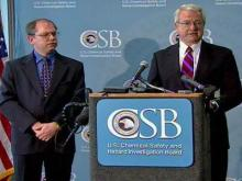WEB ONLY: CSB News Conference