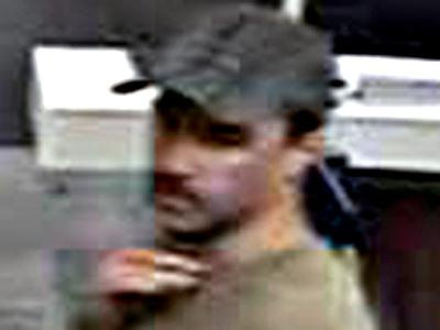 Raleigh police appealed for public help in identifying man wanted for questioning in a bank robbery on Monday, July 2, 2007.