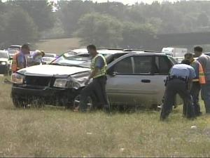 3 Inmates Struck By Vehicle on I-40