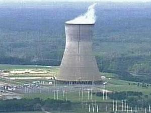 The Shearon Harris nuclear plant generates power for more than 550,000 homes.