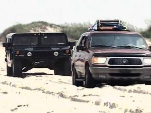 Judge Halts Beach Driving on Cape Hatteras National Seashore