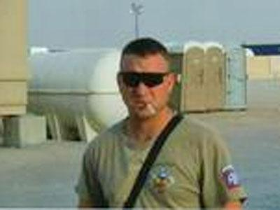 Sgt. William Clint Moore, 27, was killed by a bomb in the Diyala Province, Iraq, on April 23, 2007. (Photo from MySpace http://www.myspace.com/neverforgetclintmoore)