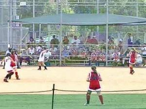With 118 teams from across the country competing, the PONY National Fastpitch Nationals is expected to pump around $2 million into Wake County's economy, said GRCVB officials.