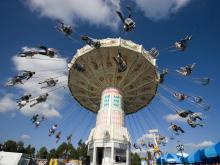 Almost All Rides Cleared For State Fair's Opening Day