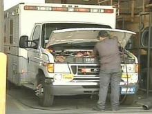 Robeson County Facing Ambulance Shortage