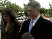 Nifong Arrives in Court