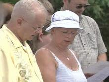 Vigil Memorializes Victims of Violence in Raleigh