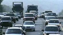 IMAGE: Labor Day travelers aim for N.C. roads