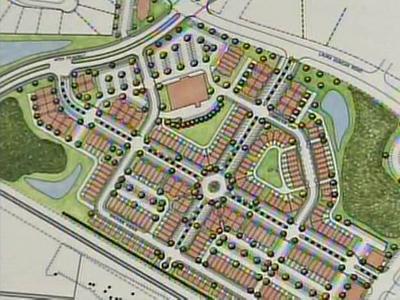 Developers Unveil Plans for Downtown Apex