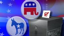 Election Parties - Republican and Democrat