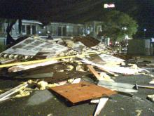 Storm Damages 2 Goldsboro Hotels, Thousands Without Power