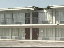 Motel Condemned After Powerful Goldsboro Storm
