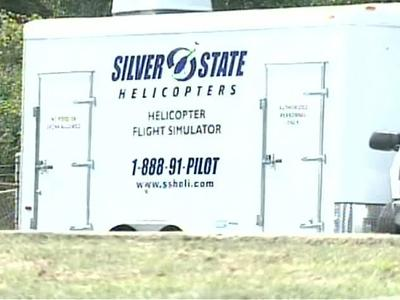 Silver State Helicopters will teach people to be professional pilots at its operation at Raleigh's first heliport.