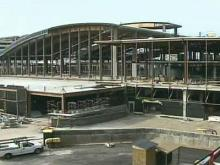 Construction on New RDU Terminal Taking Off
