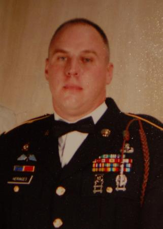 Sgt. 1st Class David Heringes