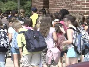 Wake Traditional Students Head Back to School