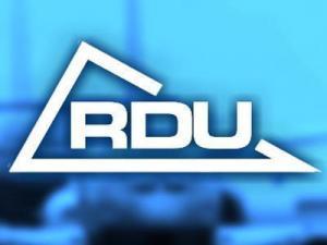 Raleigh-Durham International Airport; RDU logo