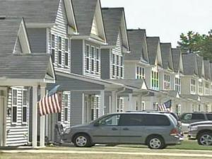 Fort Bragg is getting a makeover. Renovations to base housing aim to create an upscale community with resort-style living as an extra incentive for soldiers to serve during a time of war and extended deployments.