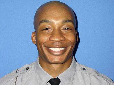 Former trooper Michael A. Steele resigned Sunday from the North Carolina Highway Patrol amid allegations of inappropriate behavior during a traffic stop. (Photo courtesy of the North Carolina Highway Patrol)