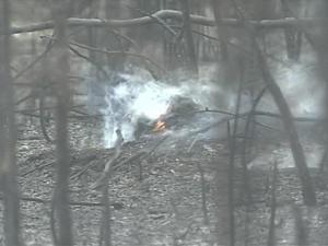 In Robeson County, there have been more than 100 wildfires.