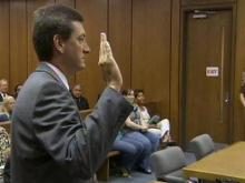 WEB ONLY: David Saacks Takes Oath of Office