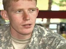 Injured Fort Bragg Soldier to Get Homecoming in Nebraska