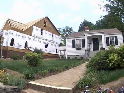 Officials Concerned as 'McMansions' Flourish in Raleigh