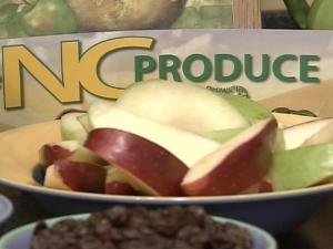 There is a lot more to apples than pie and caramel. WRAL's Lynda Loveland teamed up with the state Department of Agriculture to offer apple recipes.