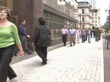 Sidewalks Focus of Raleigh's Pedestrian-Friendly Goal
