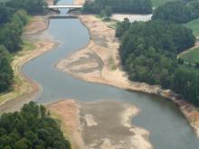 Tar River Reservoir Drops