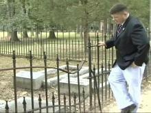 Weldon Police Chief: Cemetery Thefts 'Heinous, Senseless'