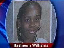 Rasheem Williams