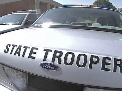 Highway Patrol cruiser generic